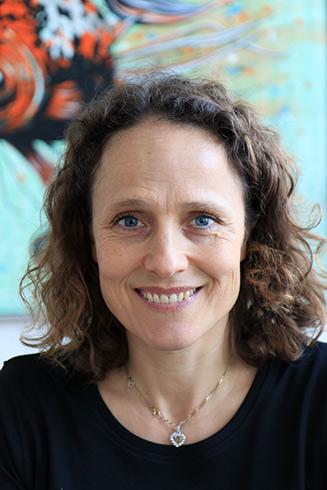 Stine Sørensen -ejer af LymFys